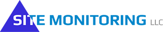 SITE MONITORING LLC Logo